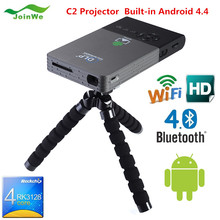 Factory Direct Android 4.4 interactive dlp mini projector