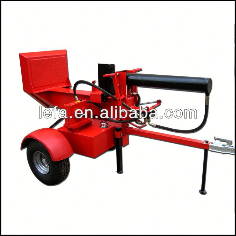 Italy Style tree stump manual log splitter with CE SGS