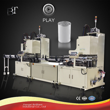 Automatic tin can making machine production line
