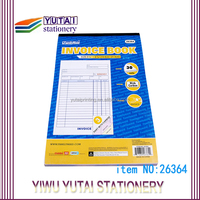 duplicate Carbonless receipt invoice book ,tax invoice NCR book print