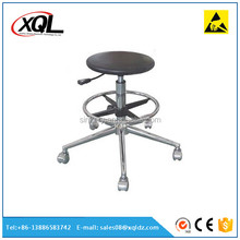 Wholesale height adjustable durable swivel esd cleanroom lab chair