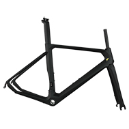 2018 carbon road bike frame carbon fibre road cycling race bicycle frameset with stem taiwan bike , OEM frame ,FM268 bike frame