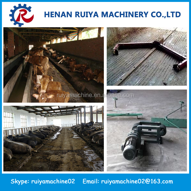 Best Seller cow dung cleaning machine