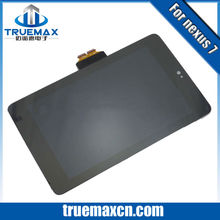 For Google nexus 7 lcd screen and digitizer assembly with Original