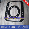 High quality custom flat flange waterproof rubber gasket
