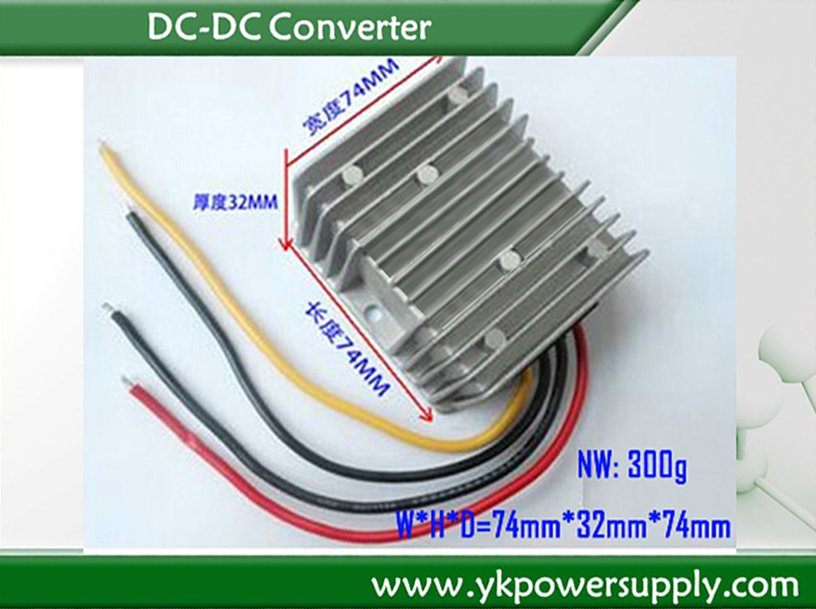 high quality golf cart dc to dc 24v 12v