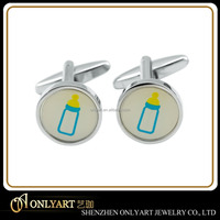 lovely enamel cuff links special design custom cufflinks wholesale cufflink boxes
