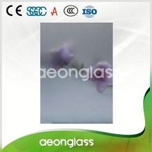 fingerprint free acid etched glass with high quality and best price