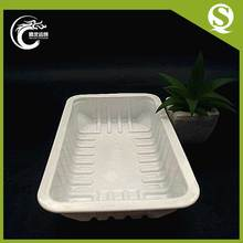 Disposable Plastic Take Away Printing Sushi Tray for food packaging plastic blister tray