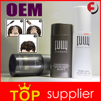 FULLY Hair Loss Shampoo Keratin Hair fiber Hair Building Fiber