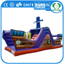 HI CE Commercial Cheap inflatable pirate ship bouncer/inflatable bouncers for sale/adult jumpers bouncers