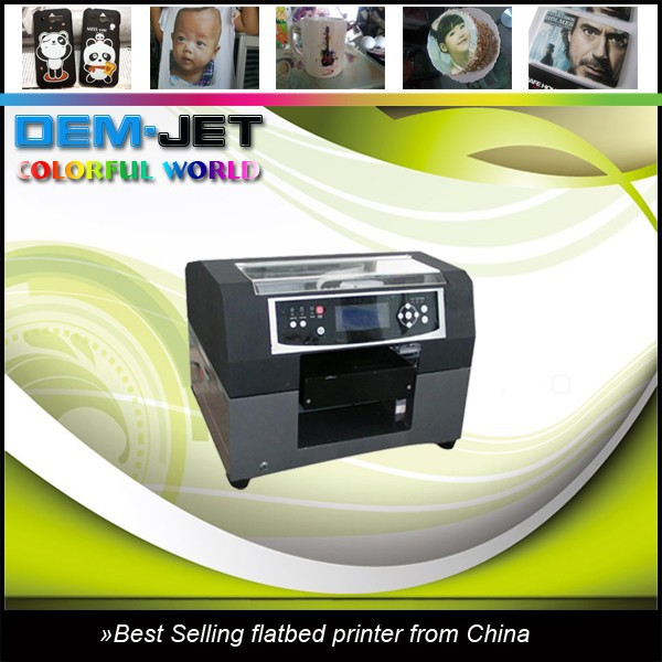 Smaller Digital Tshirt Printer Logo Printer A4 Size Printer
