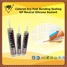 Colored Dry Fast Bonding Sealing GP Neutral Silicone Sealant