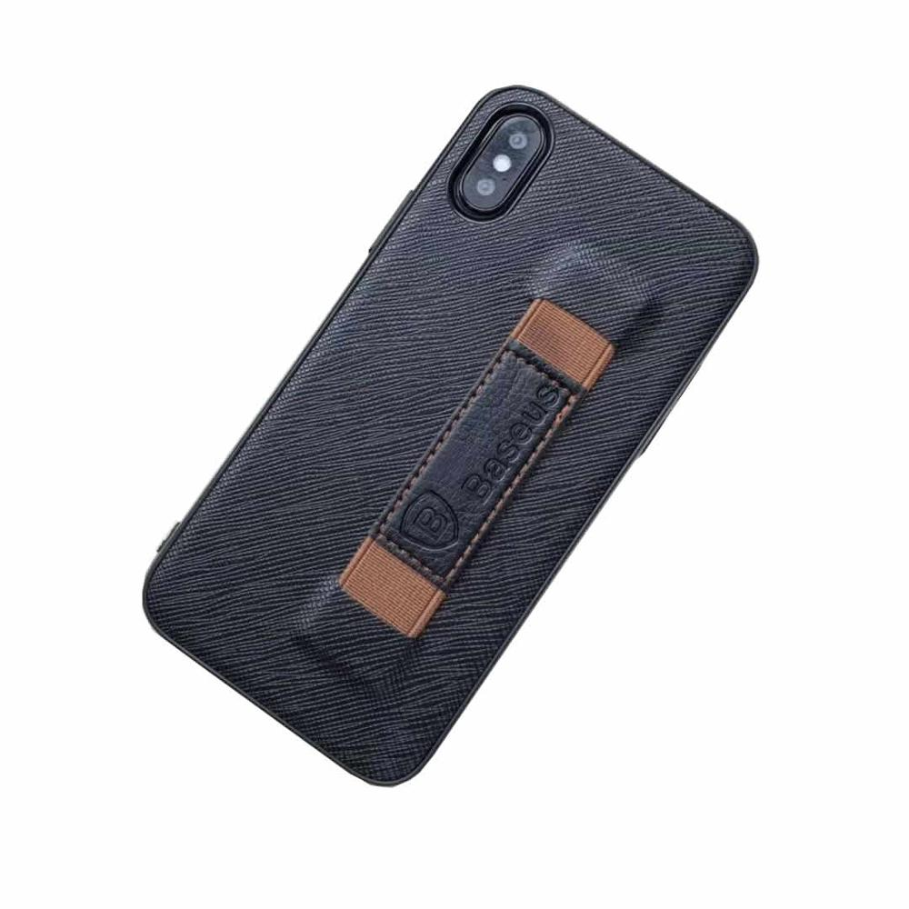 High quality Mobile Phone pu leather wrist strap Case Back Cover For xiaomi 9 se/Redmi 7 7A note7 pro/<strong>y3</strong>