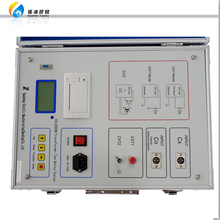 Schering Bridge Tangent Delta Test set Transformer Tan Delta and Power Factor Tester