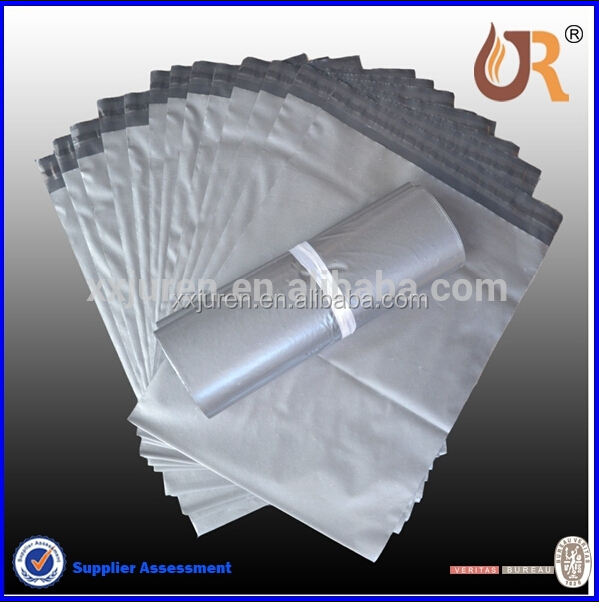High quality white self adhesive mailing plastic bags