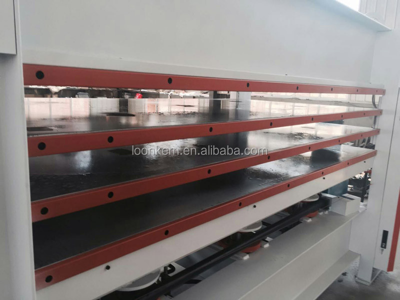 door laminating machine in china