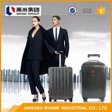 Bulk production scratch-resistant hard case trolley school luggage bag