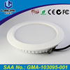Langma CE ROHS white ceiling down lamp anti-glare input AC 230v no driver new design led downlight without driver dimmable