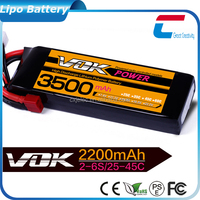 Shenzhen CXJ Top lipo battery for electric car and propel rc helicopter parts
