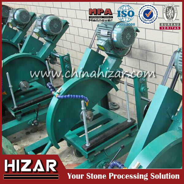 With CE certification Gemstone Cutting Machine for marble/stone/granite
