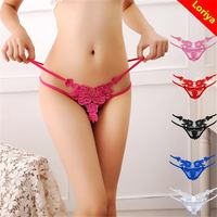 Quality nice sex transparent underwear for sexy women