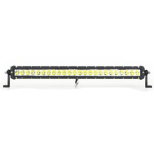 28.5 inch New led light bar, 120w single row cree 5w led light bar