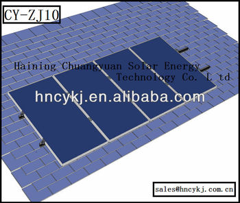 Solar Rack/ Bracket for Asphalt/Pitched Roof