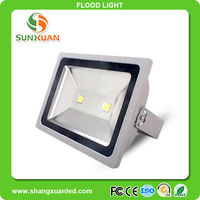 High Lumen High CRI IP65 100W outdoor led basketball court flood lights