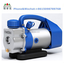 VPB hand vacuum pump with pressure gauge