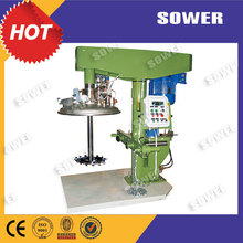 Vacuum High Speed Dissolver (Disperser)