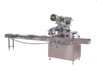 Automatic butter cookie/biscuit/caramel candy packing machine