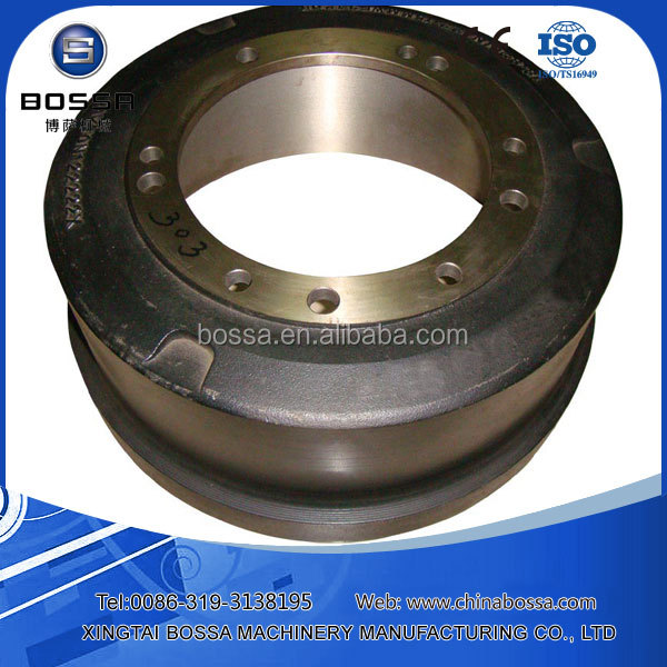 fast delivery dump truck brake drum