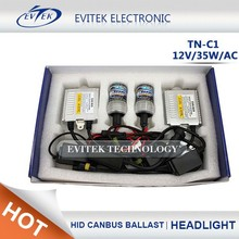 Anti-Interference Hid Ballast / anti-interference HID xenon kit /35w hid ballast repair kit