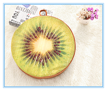 Colorful Seat Cushion Fruit Print Funny Adult Bath Seat Cushion