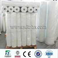 White fiberglass alkali free wall plastering mesh reinforcing fiberglass mesh 160g 4*4