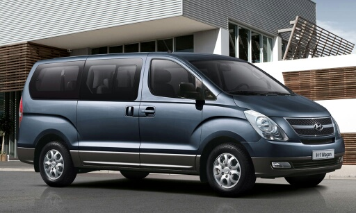 hyundai H-1 mini Bus 2015