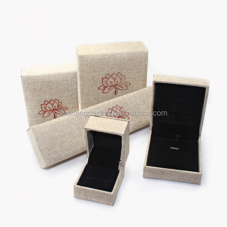 Customized High Quality Paper Cardboard Boxes for Jewelry