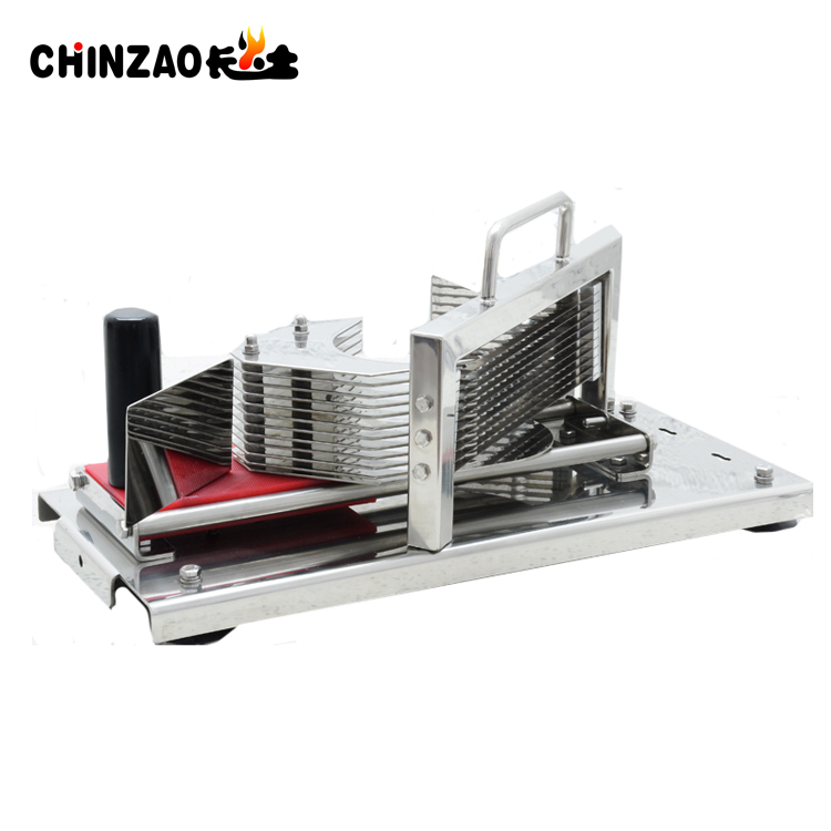 New Style Stainless Steel Manual Tomato Slicer For Sale