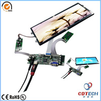 cheap price fast delivery LCD driver board TFT LCD Controller board with OSD Menu