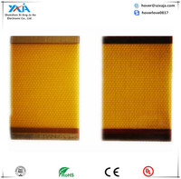 flexible pcb, lcd display fpc, fpc1020