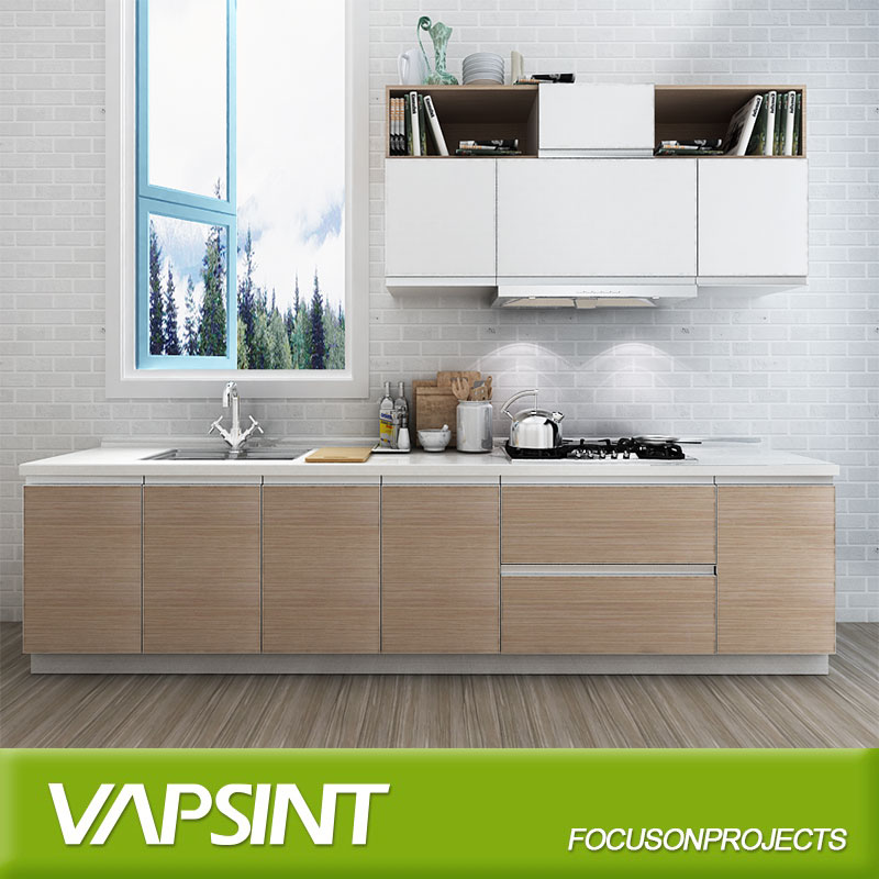 North American standard cheap price modern kitchen cabinets furniture