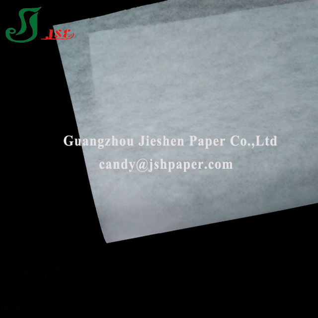 30gsm single side wax coated wax paper for soap wrapping