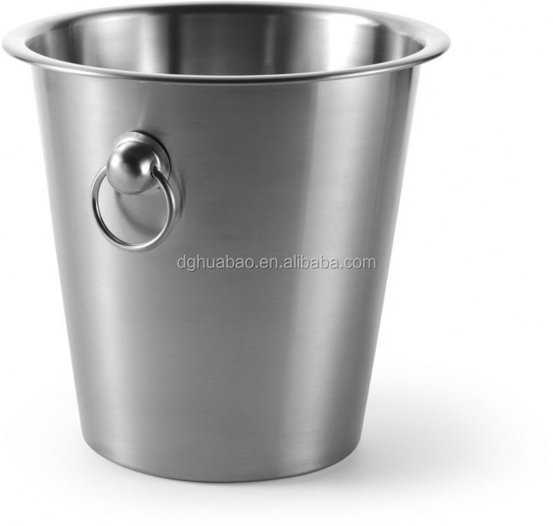 cold drinks bucket