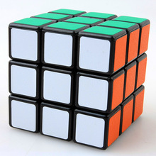 Shengshou games mathematics equipment matte magnetic toys cube