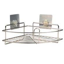 wall mounted stainless steel storage <strong>shelf</strong> for bathroom