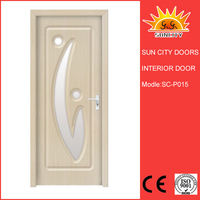 yongkang manufacturer arch shaped pvc door
