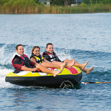 Water Skiing 3 Person Triangle Triplet Towable Tube