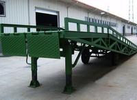 CE Approved Truck Mobile Loading Ramp