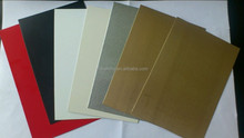 poster board material color mirror aluminum sheet /coil with different size and colors